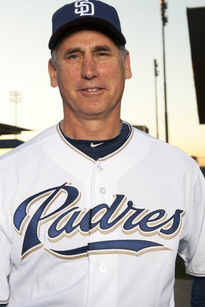 Bud Black fue nombrado el Manager de 2011. Tiene una difícil tarea: enco...