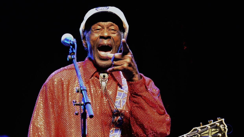 Berry está considerado uno de los padres del 'rock and roll'