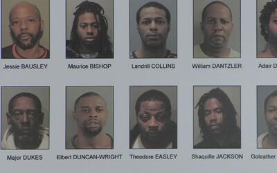 Operativo contra la venta de droga en Chicago deja 15 arrestados
