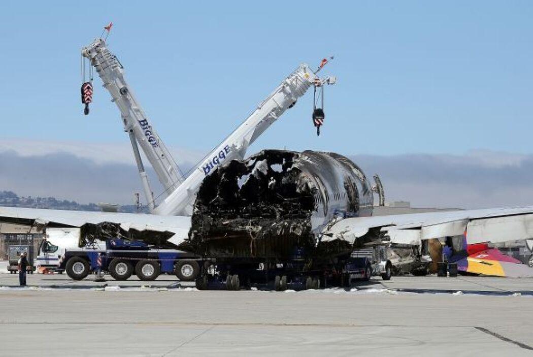 La Junta Nacional de Seguridad del Transporte (NTSB) de EEUU afirmó esta...