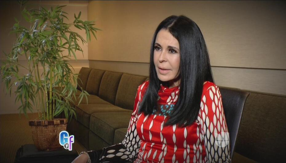 María Conchita habló pestes de Sean Penn y lo acusó de traicionero