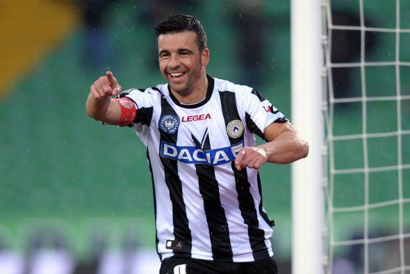 El sorprendente Udinese quería aprovechar que no pudo jugar la 'J...