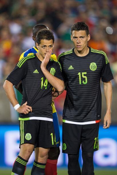 Para los 72 minutos se marcó penalti en favor de Ecuador y la preocupaci...
