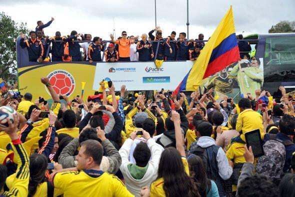Reciv=bimiento Colombia