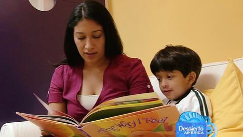 La importancia de incorporar el hábito de leerles a los hijos