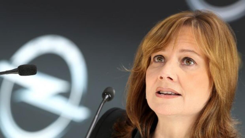La nueva CEO de General Motors,Mary Barra, a dejado muy claro que a la...