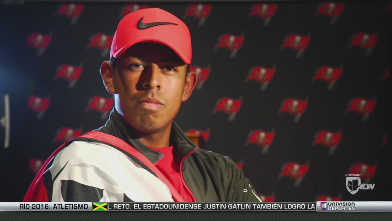 Roberto Aguayo, el pateador que visualizó su éxito