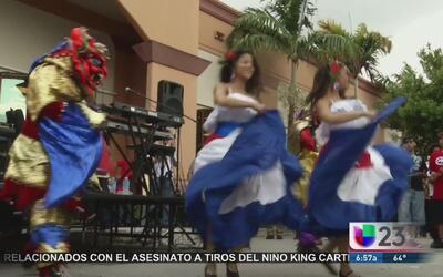 ¡No se pierda el Festival dominicano del sur de Florida!