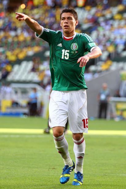Una vez recuperado Héctor Moreno será compañero de...