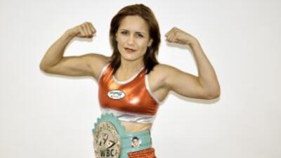 Yazmín 'Rusita' Rivas expondrá título contra Susie Ramadan (Foto: Canelo...