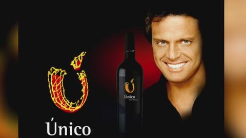 """¿Cuánto cuesta realmente el famoso vino """"Único"""" de Luis Miguel?"""