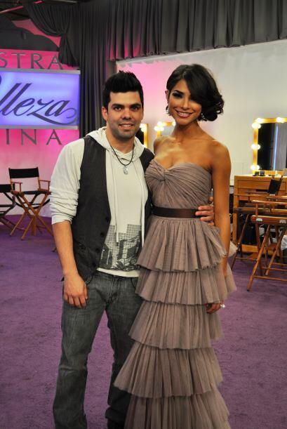 Al ser la primera Nuestra Belleza Latina, conoce perfectamente todo el p...