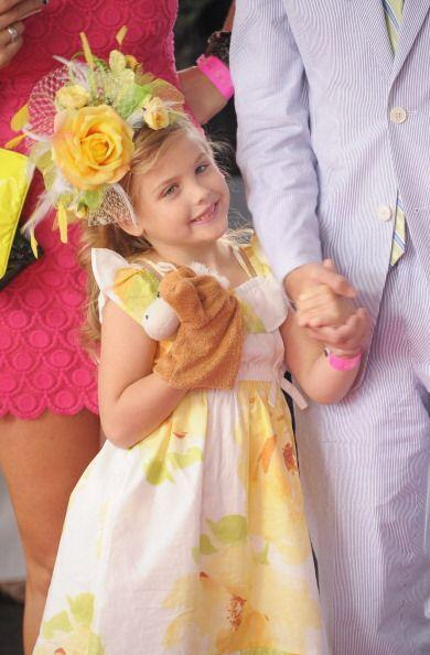 Este angelito es Dannielyn Birkhead, hija de la 'ex' conejita de Playboy...