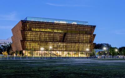El Museo Nacional de Historia y Cultura Afroestadounidense es la nueva j...