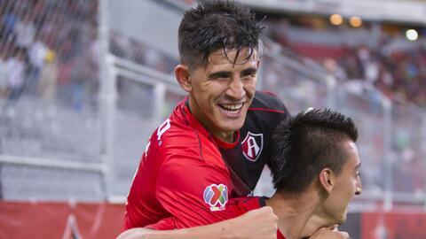 Imágenes del choque Atlas vs. Monterrey de la jornada 11 de la Liga MX.