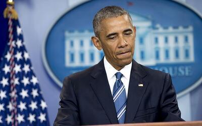 El presidente Obama habla con la prensa tras decisión de la Corte Suprem...