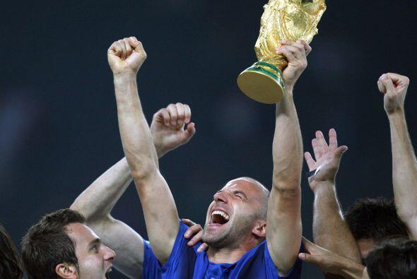 El título del mundo por fin volvía a ser para Italia y Del...