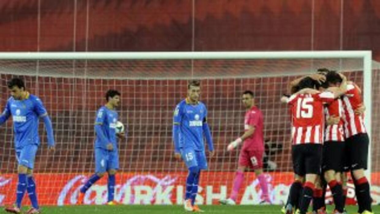 El Athletic reforzó su lugar de Champions.