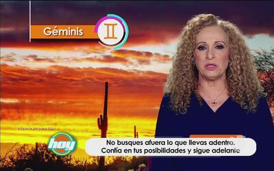 Mizada Géminis 14 de octubre de 2016