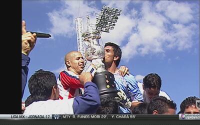 El Gonzo fue testigo de la historia aquel diciembre de 2006 en Toluca.