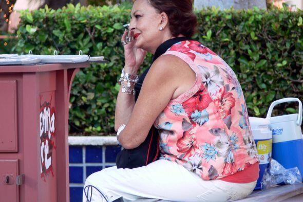 A finales de 2014 se separó de su esposo, Alejandro Carrillo, tra...