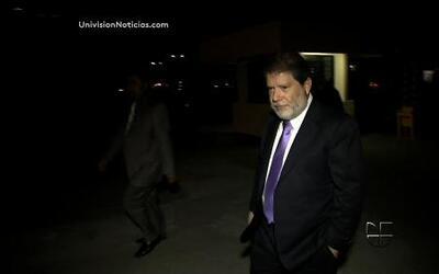 Univision Investiga entrevistó en primicia al dueño del avión donde viaj...