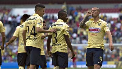 América gana a Tigres con gol de Benedetto
