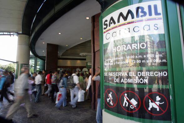 VENEZUELA VS. GRUPO SAMBIL- Pero las expropiaciones en Venezuela no sólo...