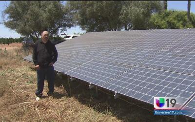 Denuncian estafa en la instalación de paneles solares