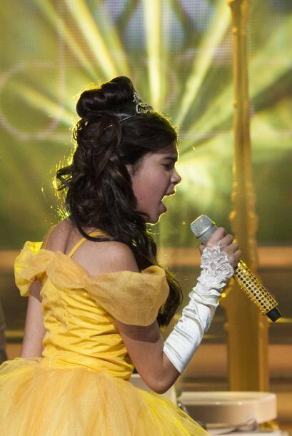 El sueño de toda niña es ser una princesa y en Peque&ntild...