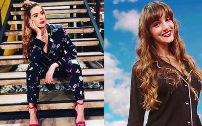 Muy guapas en pijamas: Aprende a llevar esta tendencia como Galilea Montijo