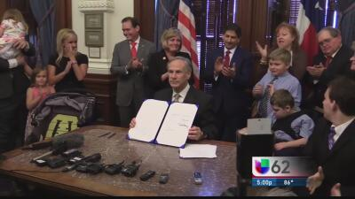 Texas avala el uso de marihuana medicinal
