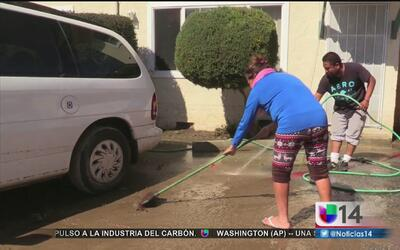 Alistan demanda contra abusadores de víctimas de las pasadas inundaciones