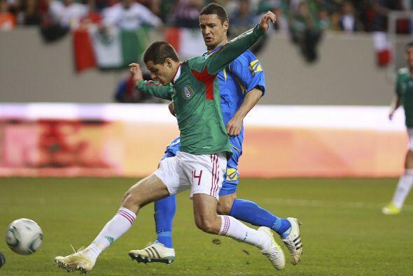 El primer partido de México bajo el mando del 'Chepo' de la Torre...