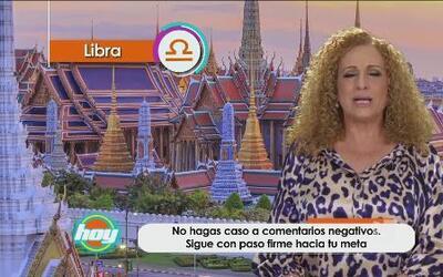 Mizada Libra 26 de mayo de 2016