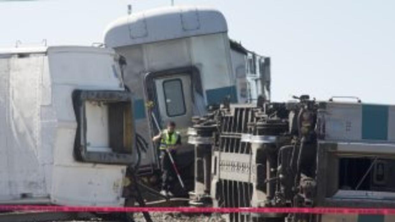 Tren se impacta contra vehículo en Carolina del Norte.