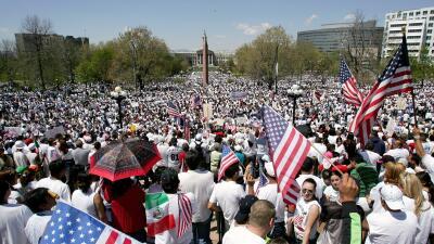 Marcha por la reforma migratoria