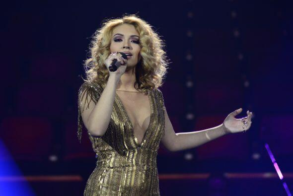 Paloma rindió homenaje a Juan Gabriel con su canción de la...