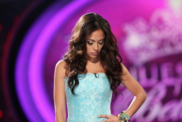 Fernanda estaba preparada para escuchar la decisión final.