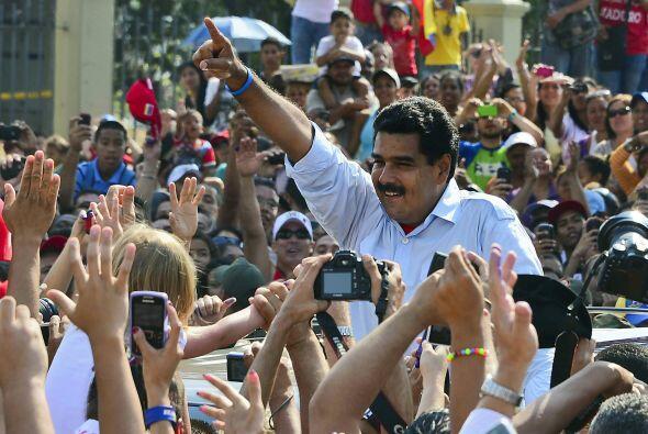 En abril Nicolás Maduro derrotó a Henrique Capriles en la contienda elec...
