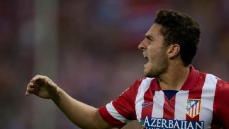 El jugador del Atlético de Madrid espera todo el apoyó de su afición en...