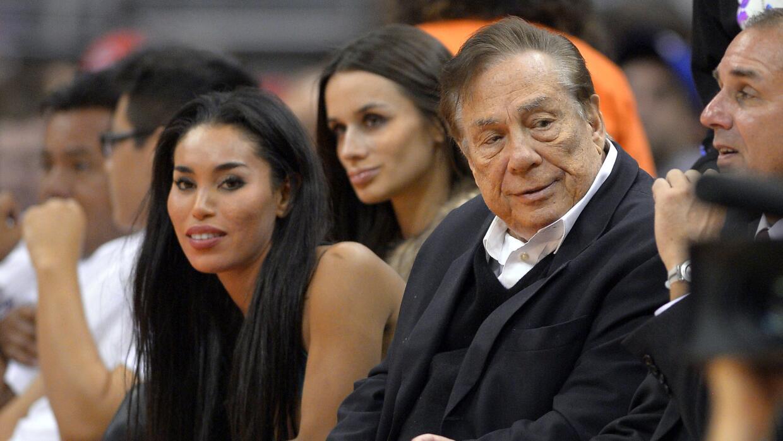 La NBA expulsó a Sterling por sus declaraciones ofensivas racistas.