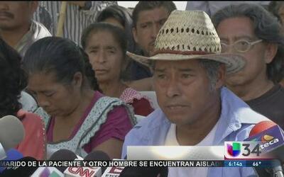 En LA se pronuncian sobre estudiantes desaparecidos en Iguala