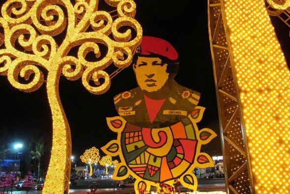 También en Nicaragua, donde a semejanza del exjefe de Estado venezolano...