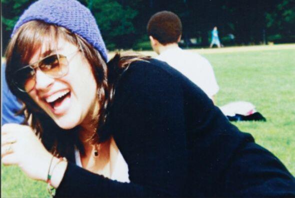 Un mensaje embotellado hace doce años por Sidonie Fery (foto), quién mur...
