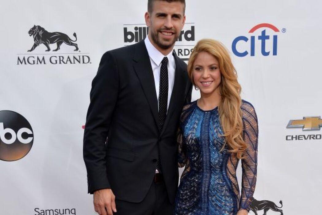 Shakira y Piqué Vota aquí por los nominados a Premios Juventud