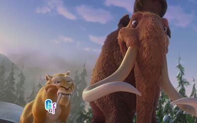 'Ice Age Collision Course' está llena de aventuras que no se pueden perder