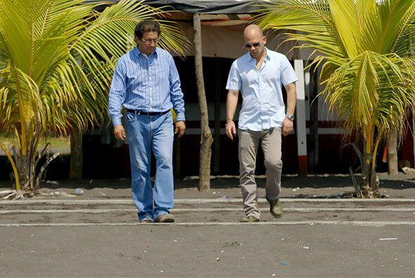 Luego el doctor Rivera conoció a Manuel Ixquiac, biólogo m...