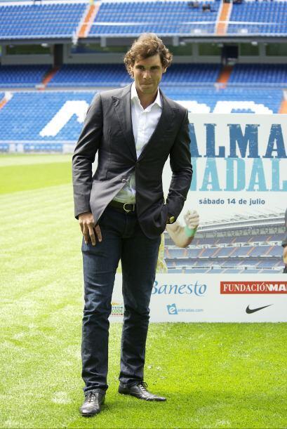 Nadal y Djokovic jugarán el 14 de julio en el Bernabéu el partido denomi...