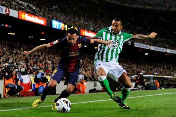 El Barcelona quería olvidarse de su despedida en la Champions League y e...